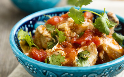 Cilantro Chicken Stew